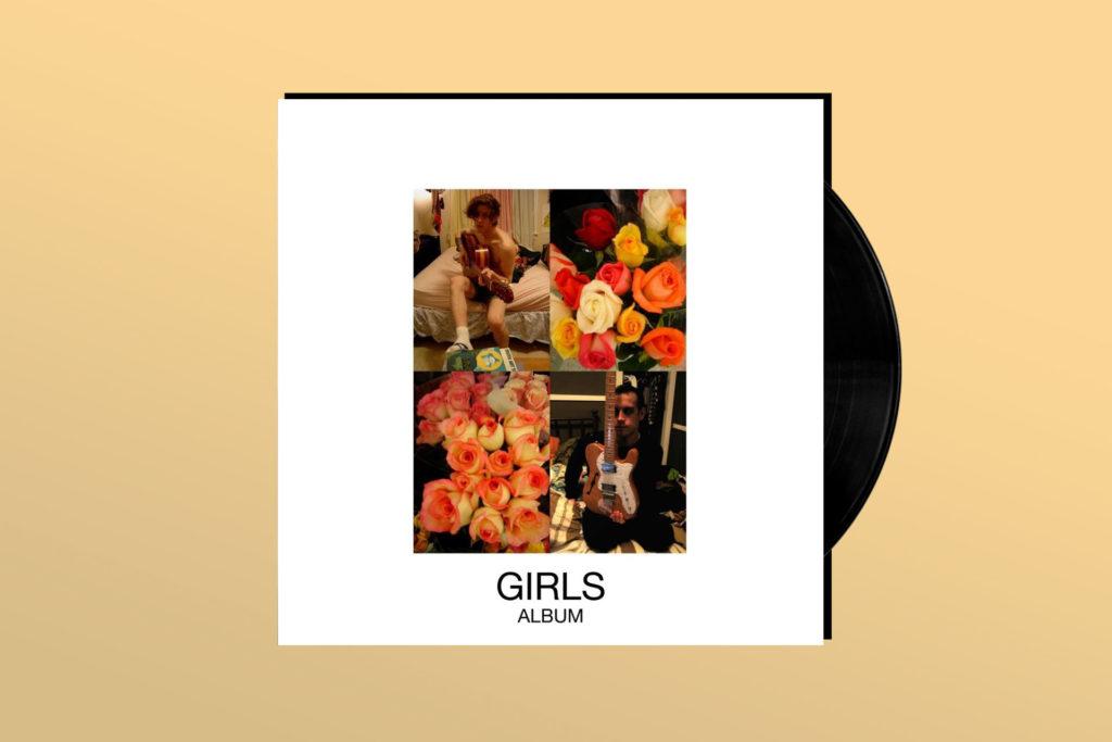 My First Vinyl Record: 'Album' by Girls