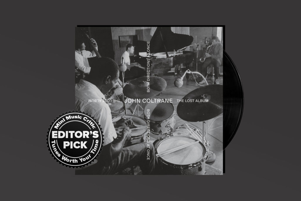 ALBUM REVIEW: John Coltrane's Classic Quartet Shines Once More on 'Both Directions at Once'