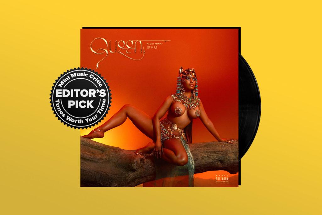 ALBUM REVIEW: Nicki Minaj Keeps Her Crown on 'Queen'