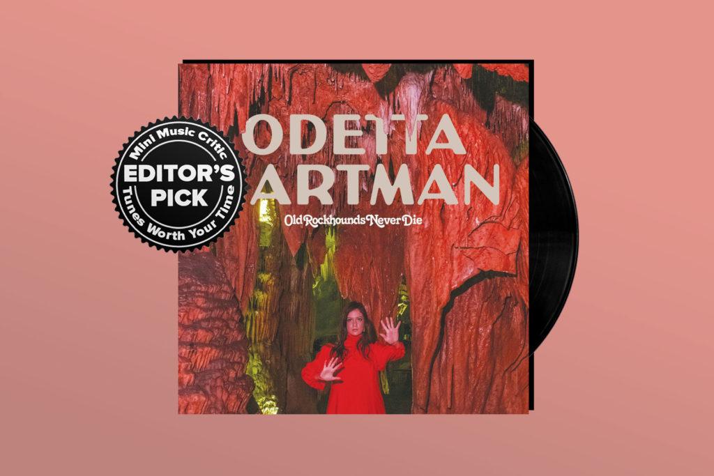 ALBUM REVIEW: Odetta Hartman – Old Rockhounds Never Die'