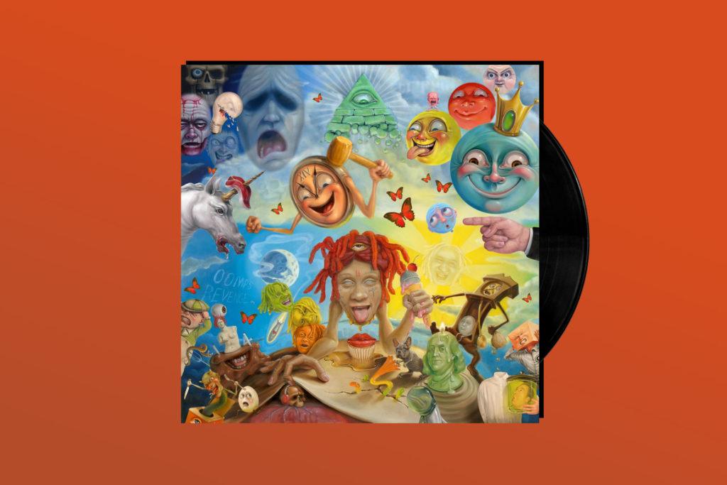 ALBUM REVIEW: Trippie Redd Shows His Versatility on 'Life's A Trip'