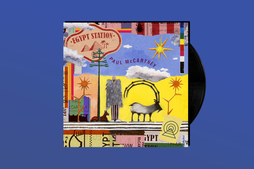 ALBUM REVIEW: Paul McCartney Keeps It Fresh on 'Egypt Station'