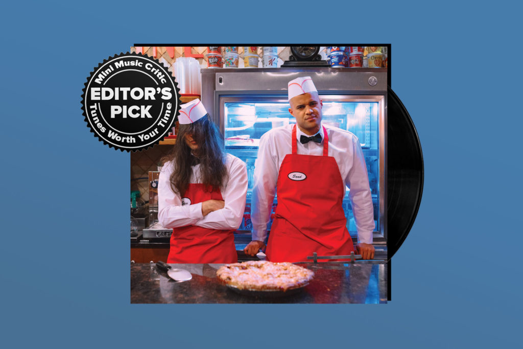 ALBUM REVIEW: Homeboy Sandman and Edan Bake Up Something Special on 'Humble Pi'