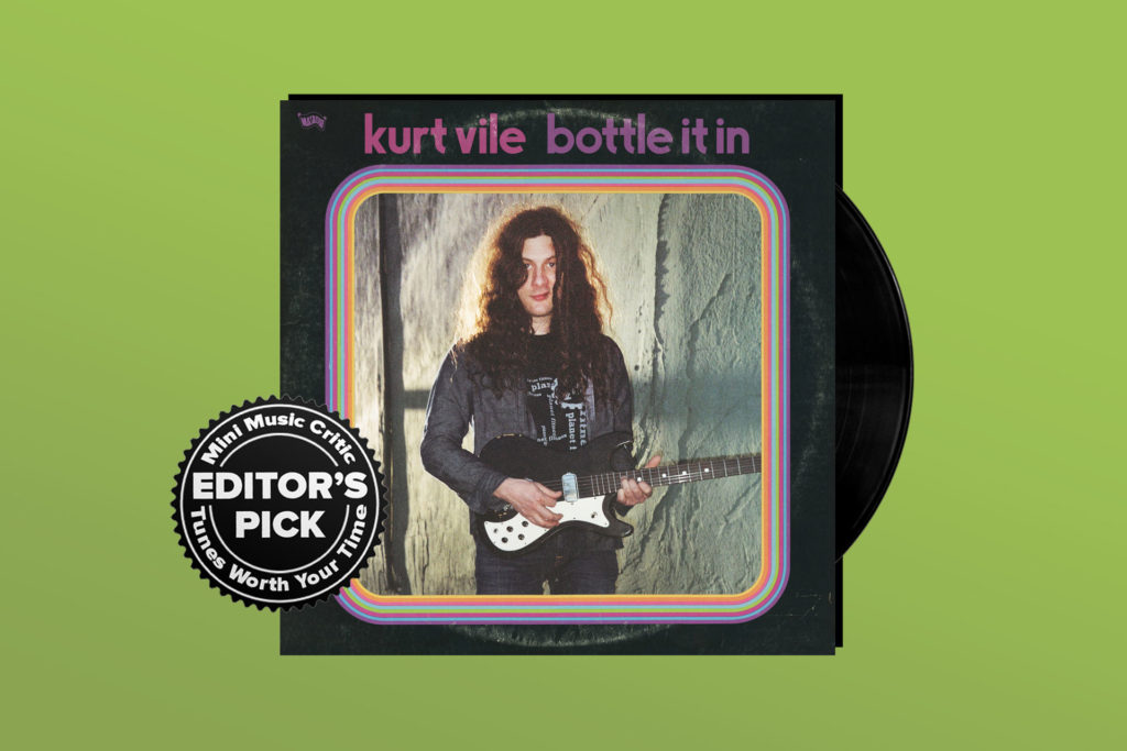 ALBUM REVIEW: Kurt Vile Keeps on Keeping On on 'Bottle It In'