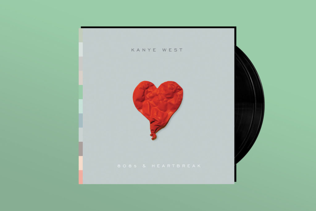 Kanye West's '808s & Heartbreak' Turns 10