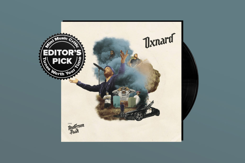 ALBUM REVIEW: Anderson Paak Takes It Home on 'Oxnard'