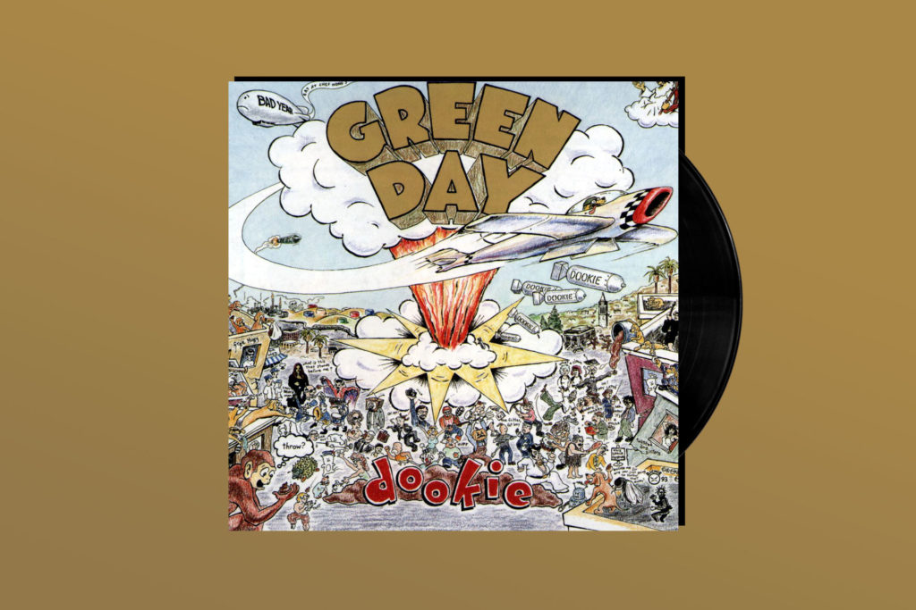 ALBUMS WE'RE THANKFUL FOR: Greenday's 'Dookie' Gave Me Courage To Be Myself