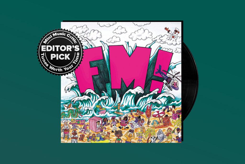 ALBUM REVIEW: Vince Staples Makes His Point on 'FM!'