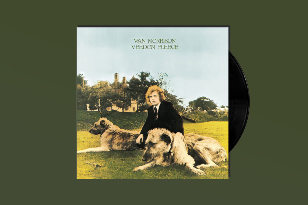 Van Morrison's 'Veedon Fleece' is Coming Back to Vinyl