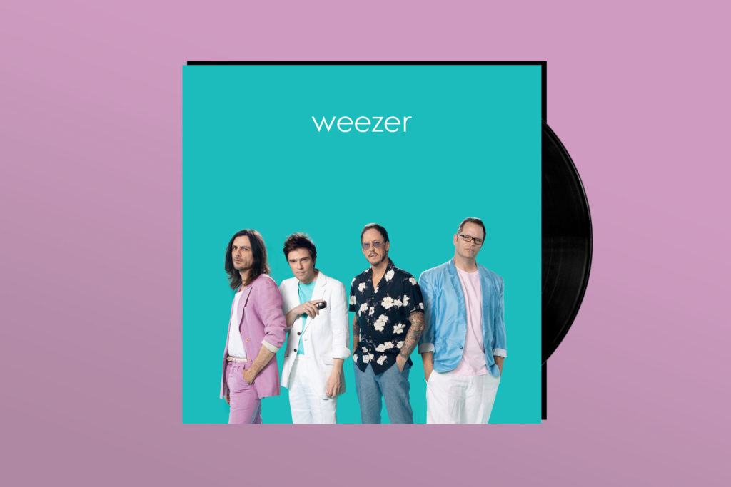 ALBUM REVIEW: Weezer's 'Teal Album' is Their Worst Idea Yet