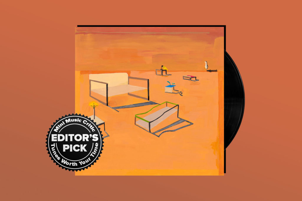 ALBUM REVIEW: Homeshake Floats High on 'Helium'