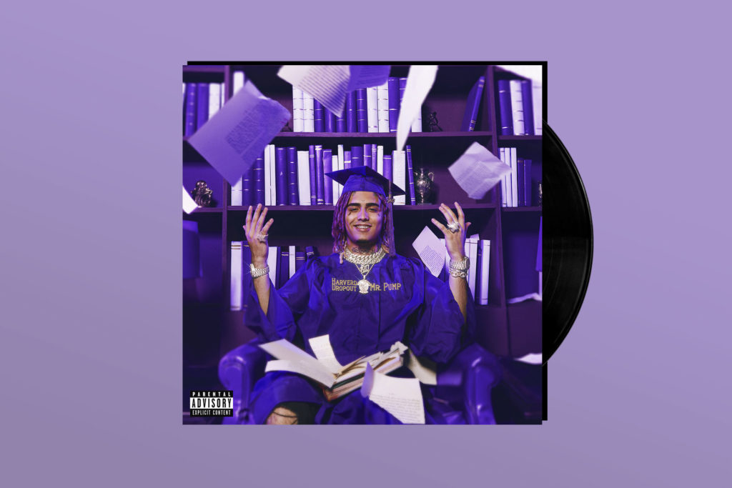 ALBUM REVIEW: What Were You Really Expecting from Lil Pump's 'Harverd Dropout'