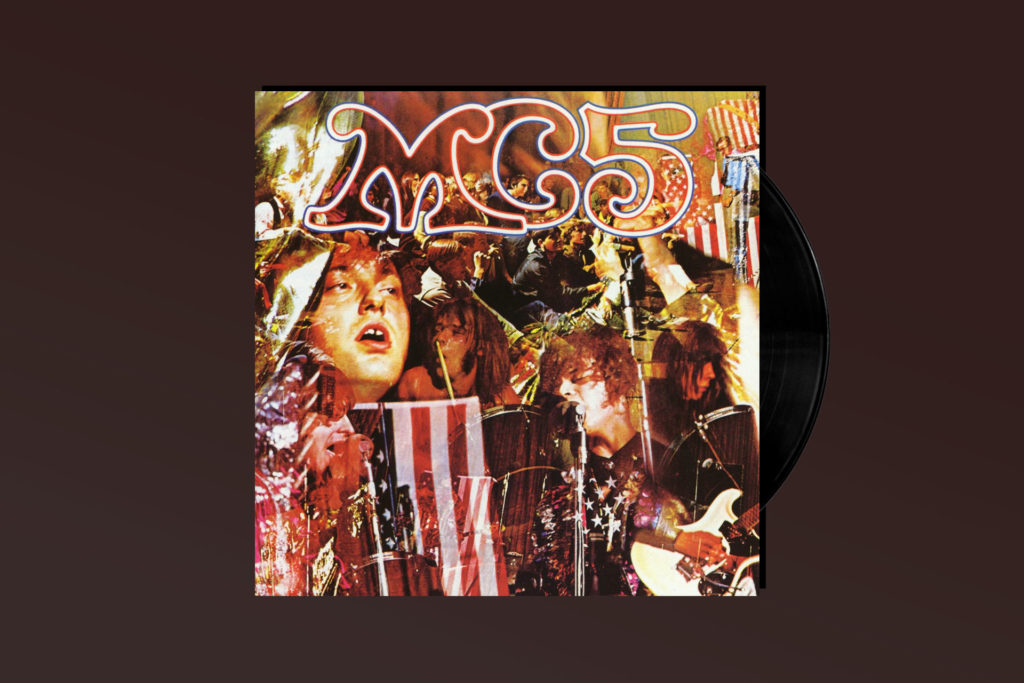 MC5's 'Kick Out The Jams' Turns 50