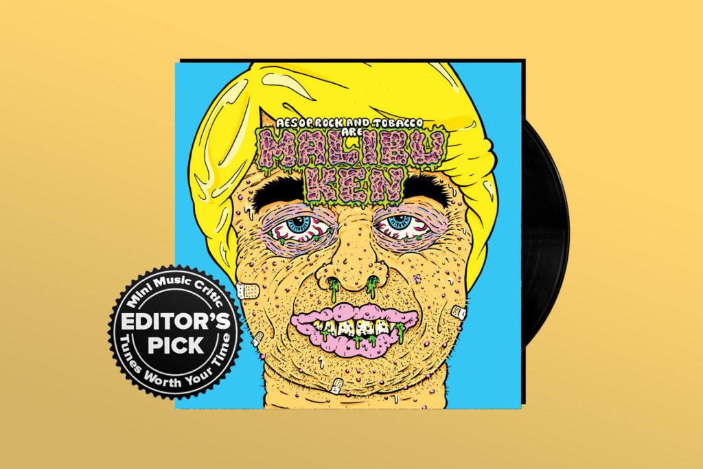 ALBUM REVIEW: Aesop Rock and Tobacco Are 'Malibu Ken'