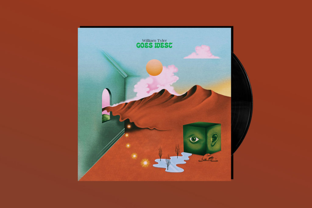 ALBUM REVIEW: William Tyler 'Goes West' But Leaves Listeners Behind