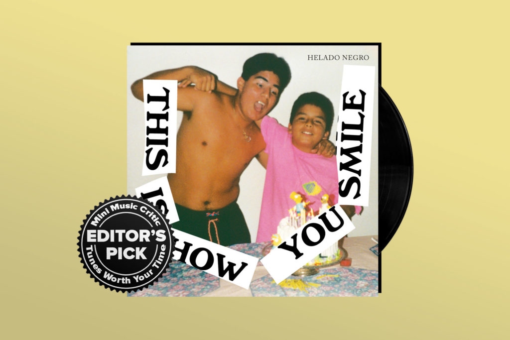 ALBUM REVIEW: Helado Negro Gets Nostalgic on 'This Is How You Smile'