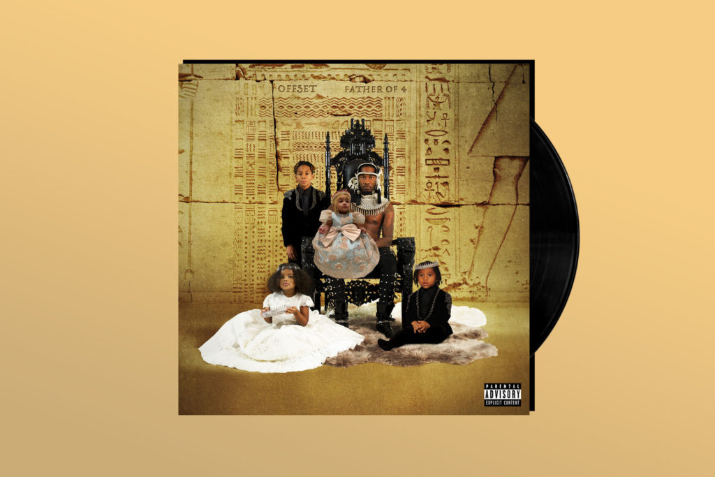 ALBUM REVIEW: Offset Shows Off His Worth on 'FATHER OF 4'