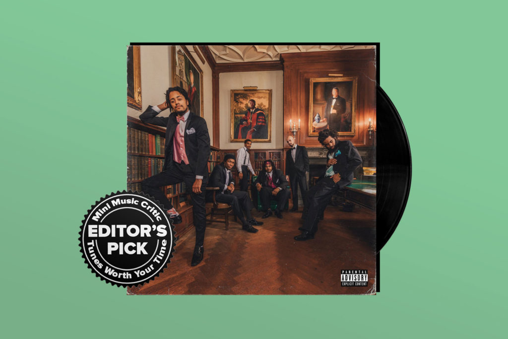 ALBUM REVIEW: Pivot Gang Comes Out Firing On Collective Debut