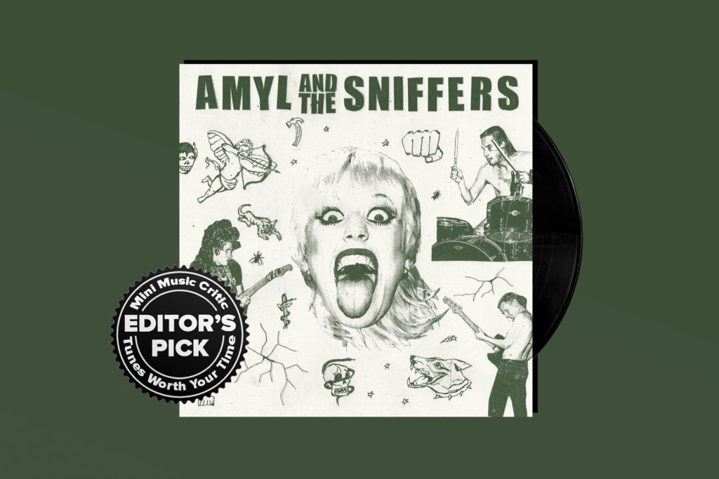ALBUM REVIEW: Amyl And The Sniffers Are Making the Mullet Great Again
