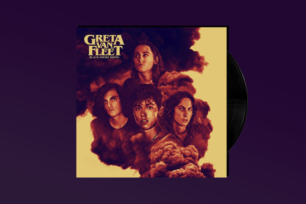 Kiefer's Music Mondays: Greta Van Fleet's 'Black Smoke Rising'