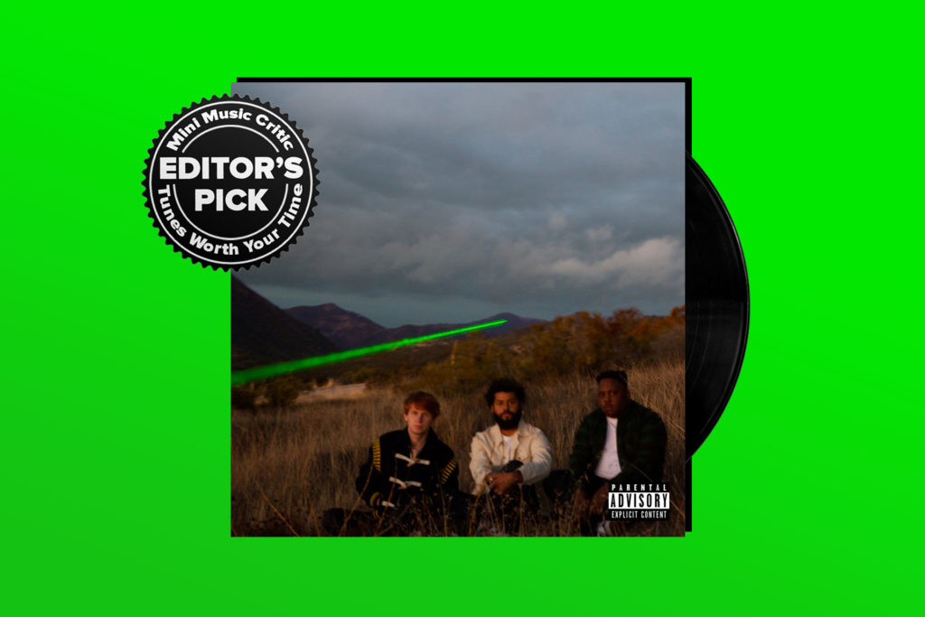 ALBUM REVIEW: Injury Reserve Takes DIY to the Next Level on Major Label Debut