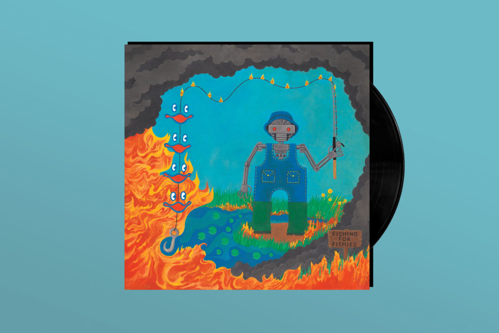 ALBUM REVIEW: King Gizzard Gets Bluesy on 'Fishing For Fishies'