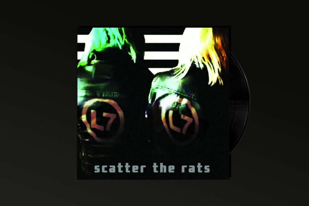 L7's First Album in 20 Years is Nothing New