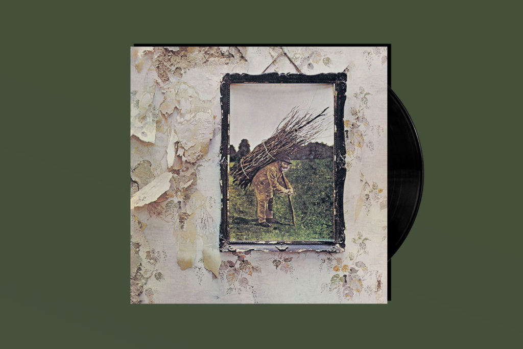 Kiefer's Music Mondays: 'Zeppelin IV'
