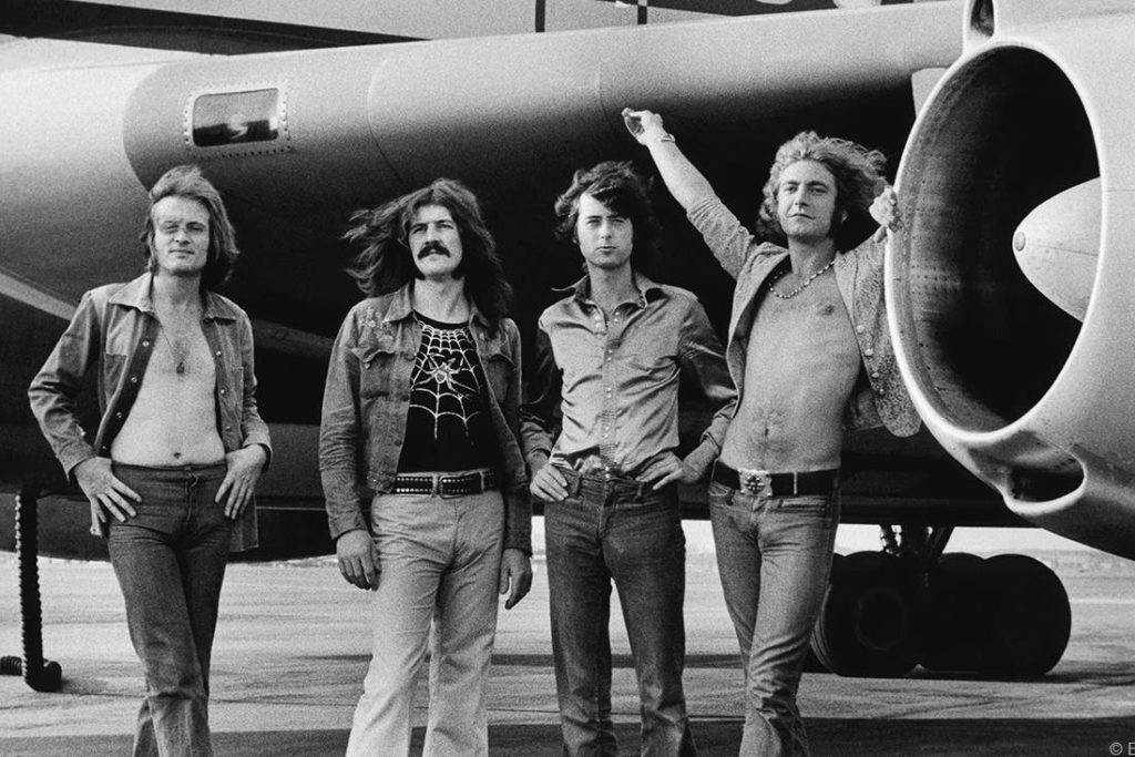 The New Led Zeppelin Doc is Going to Be Epic