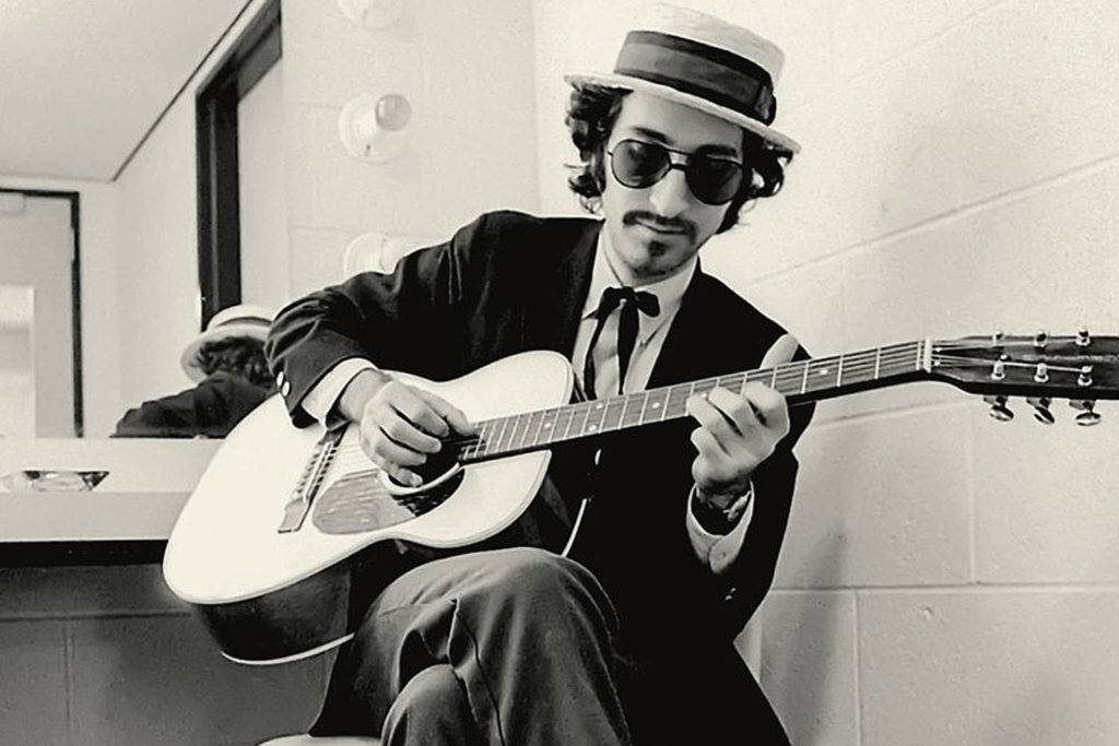 Leon Redbone Has Crossed over the Delta