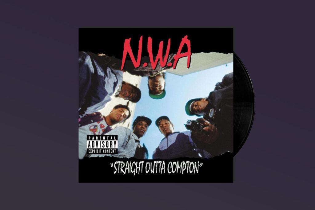 Kiefer's Music Mondays: 'Straight Outta Compton'