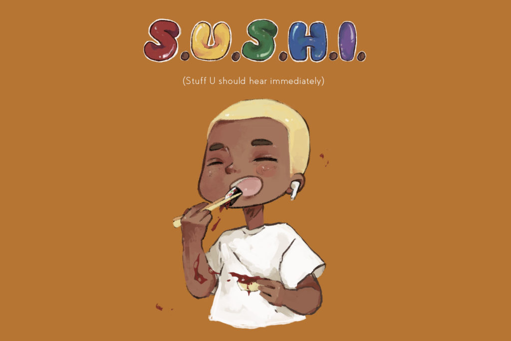 "S.U.S.H.I EP 005: ""Banana Bread At Work Dude, HELL YEAH"""