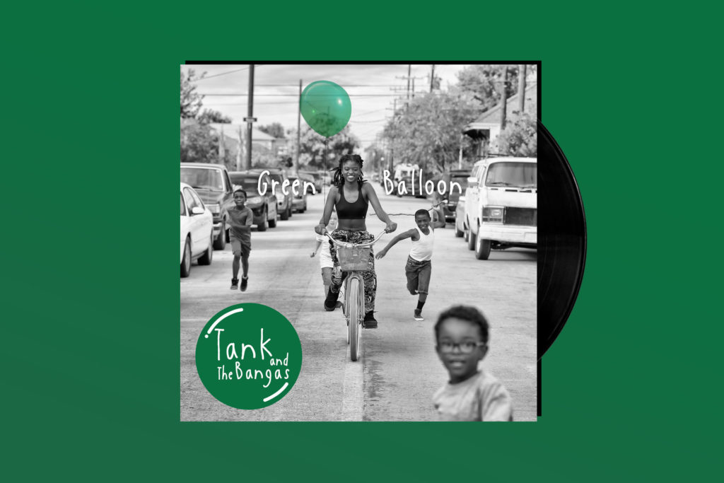 ALBUM REVIEW: Tank and The Bangas Miss their Mark on 'Green Balloon'