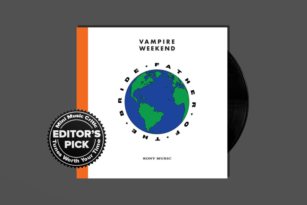 ALBUM REVIEW: Vampire Weekend Extend Their Perfect Record on 'Father of the Bride'