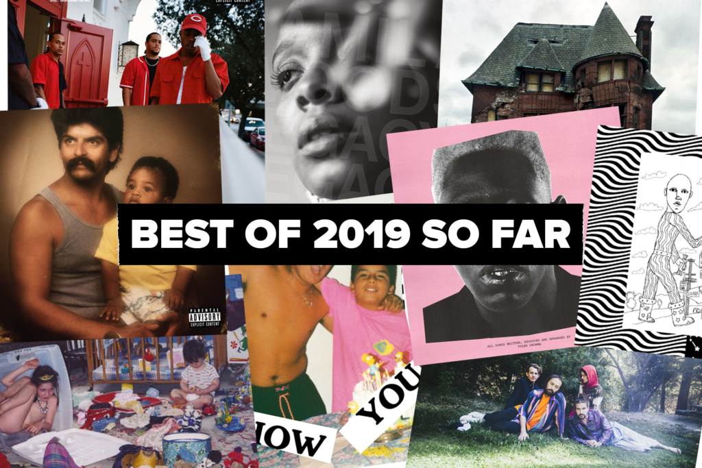 My Top 9 Albums of 2019 So Far