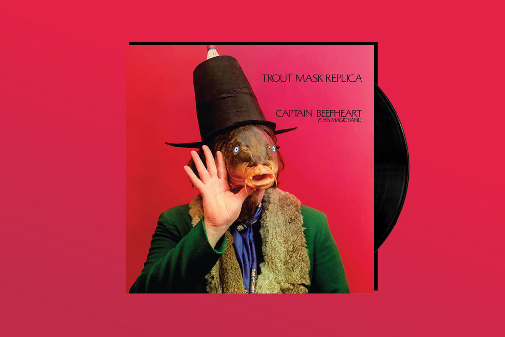The Best YouTube Comments About Captain Beefheart's 'Trout Mask Replica'