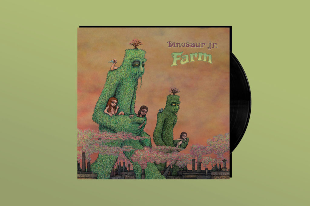 Dinosaur Jr's 'Farm' Turns 10