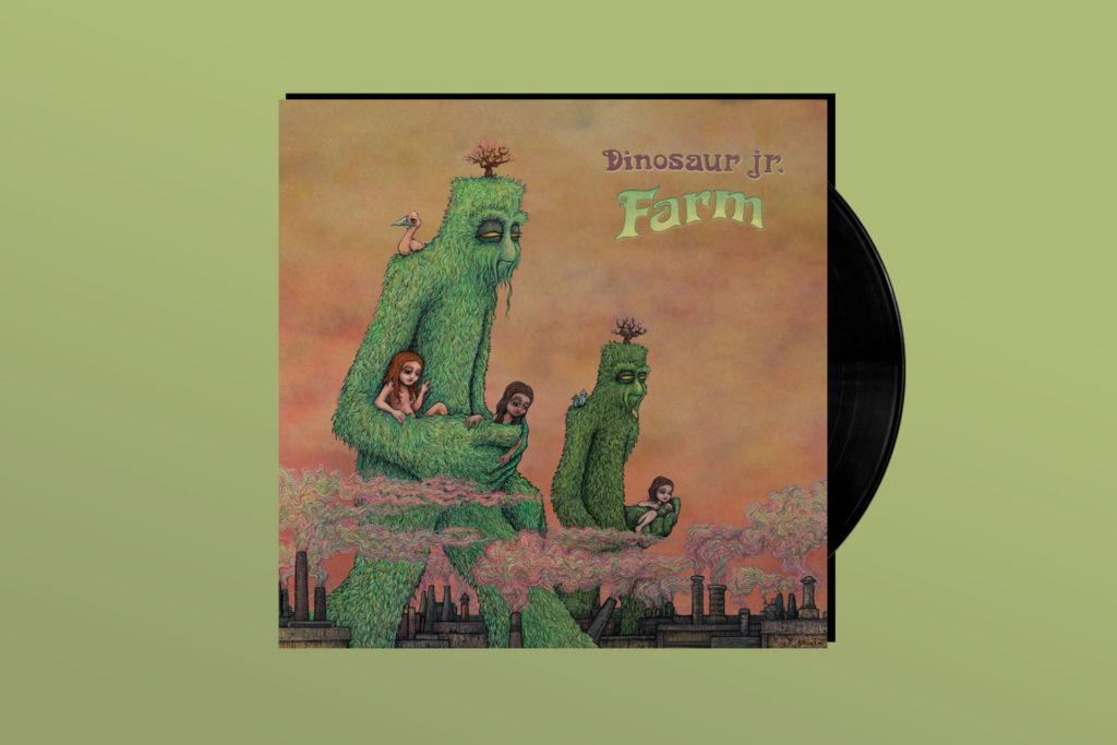 Dinosaur Jr's 'Farm' Turns 10