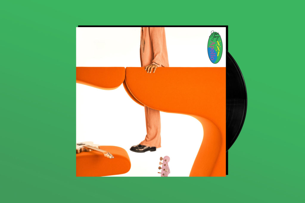 ALBUM REVIEW: Steve Lacy Sputters to Moon and Back on 'Apollo XXI'