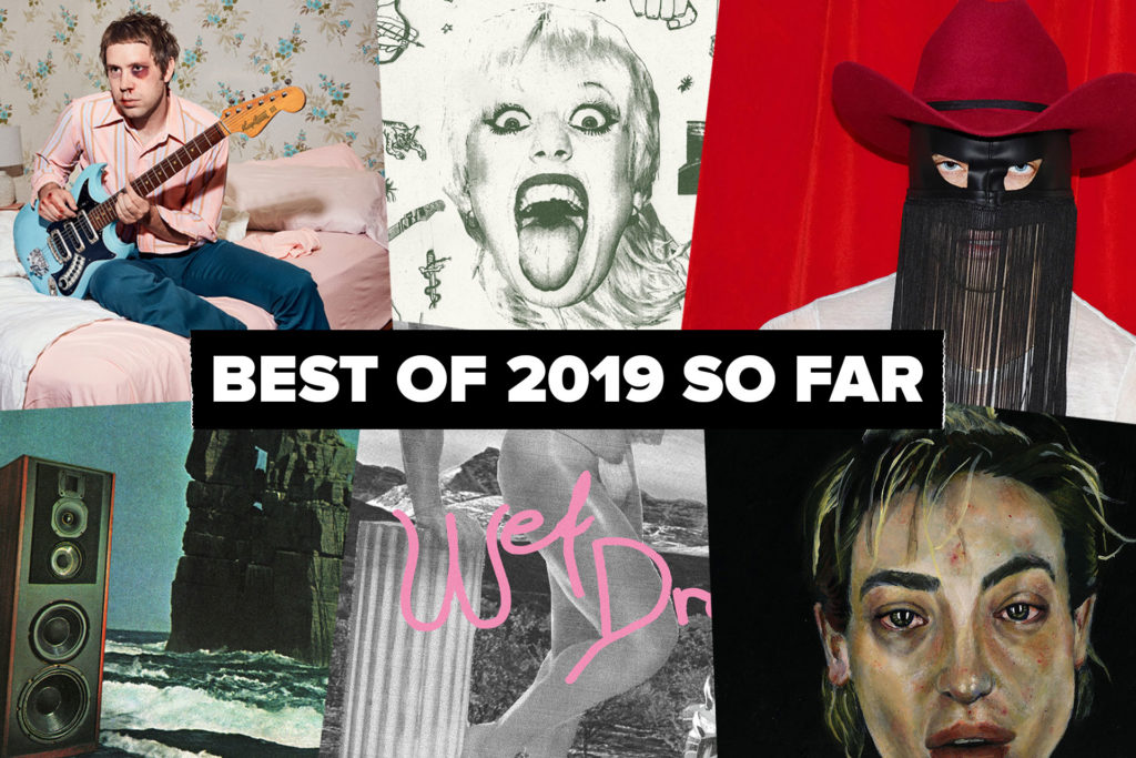 My 6 Favorite Rock Albums of 2019 So Far