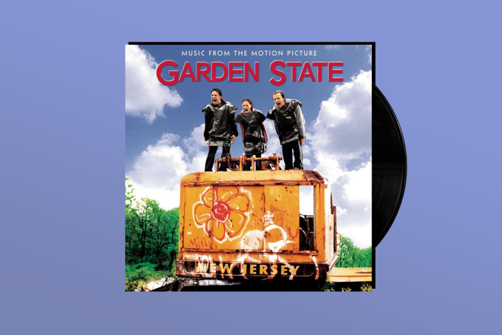 Kiefer's Music Mondays: The Garden State Soundtrack