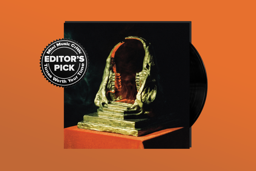 ALBUM REVIEW: King Gizzard Goes Full Metal Jacket