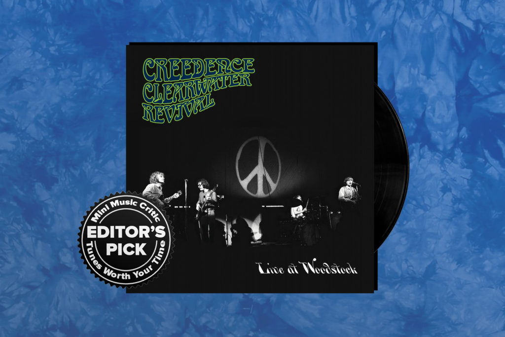 ALBUM REVIEW: Creedence Clearwater Revival Lives up to the Legend on 'Live at Woodstock'