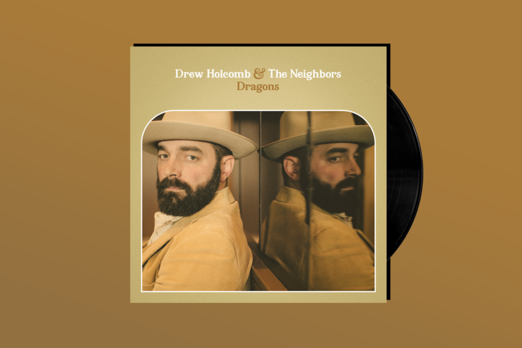 ALBUM REVIEW: Drew Holcomb's 'Dragons' Takes the Long Way Home