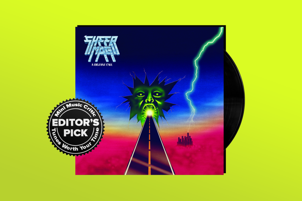 ALBUM REVIEW: Sheer Mag Keeps the Party Rocking on 'A Distant Call'