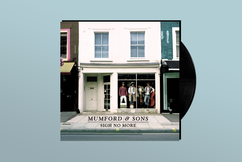 Kiefer's Music Mondays: Mumford & Sons' 'Sigh No More'