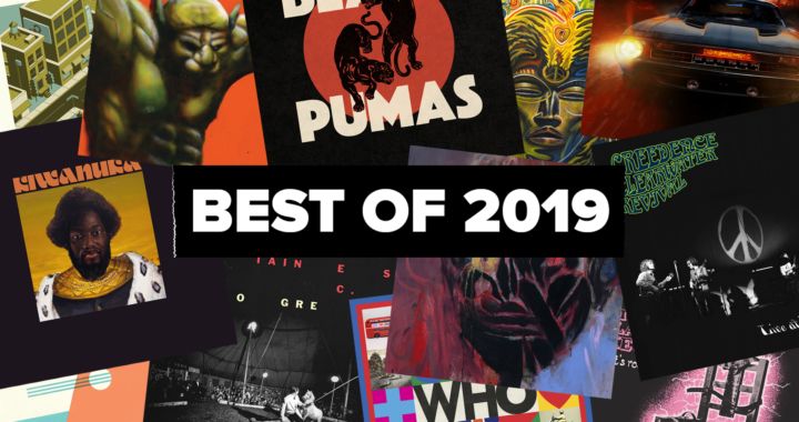 Mr. Owl's Top 15 Albums of 2019