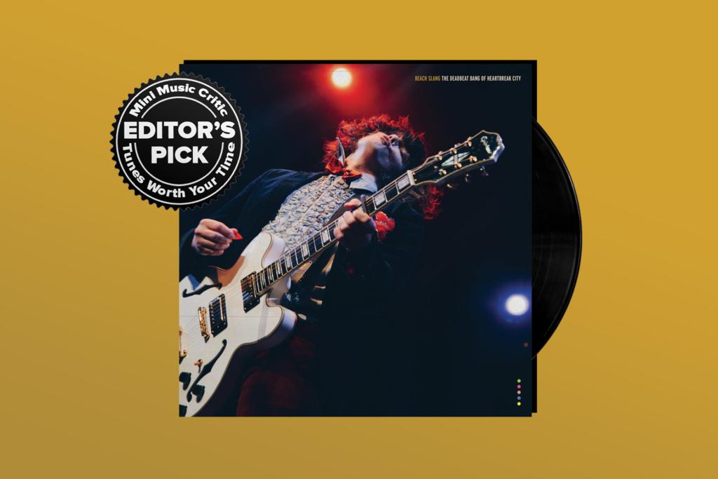 ALBUM REVIEW: Beach Slang Makes Their Perfect '80s Mixtape