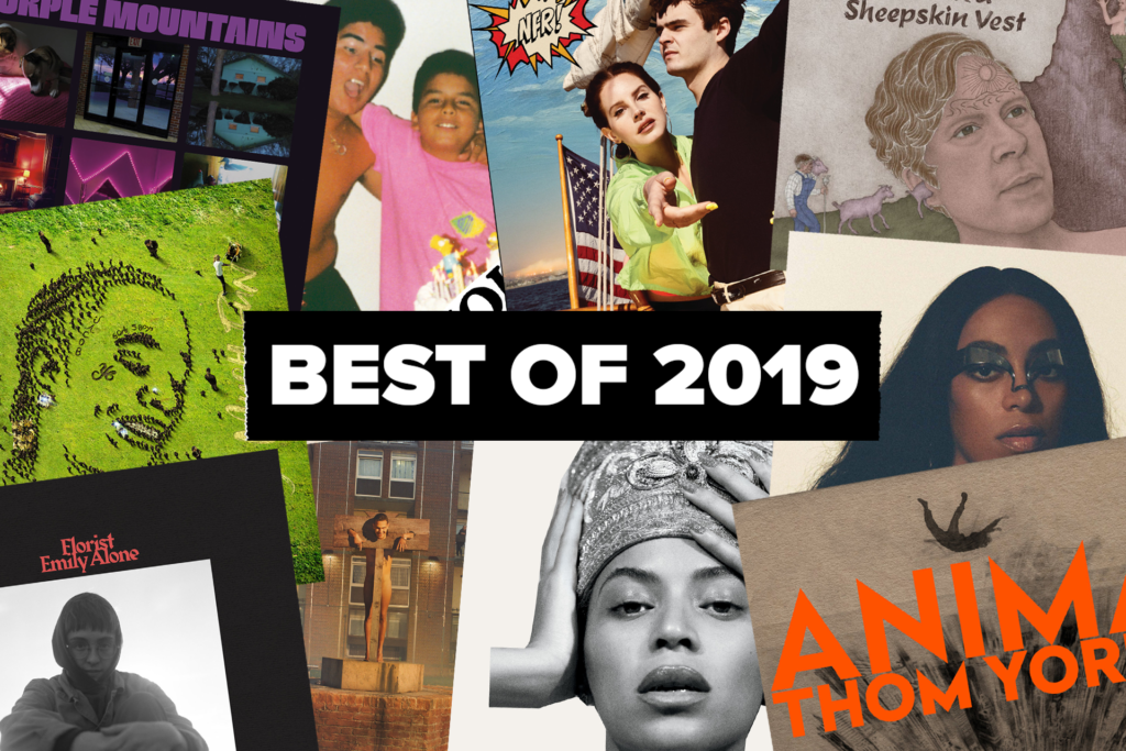 Raghav Raj's Top 20 Albums of 2019