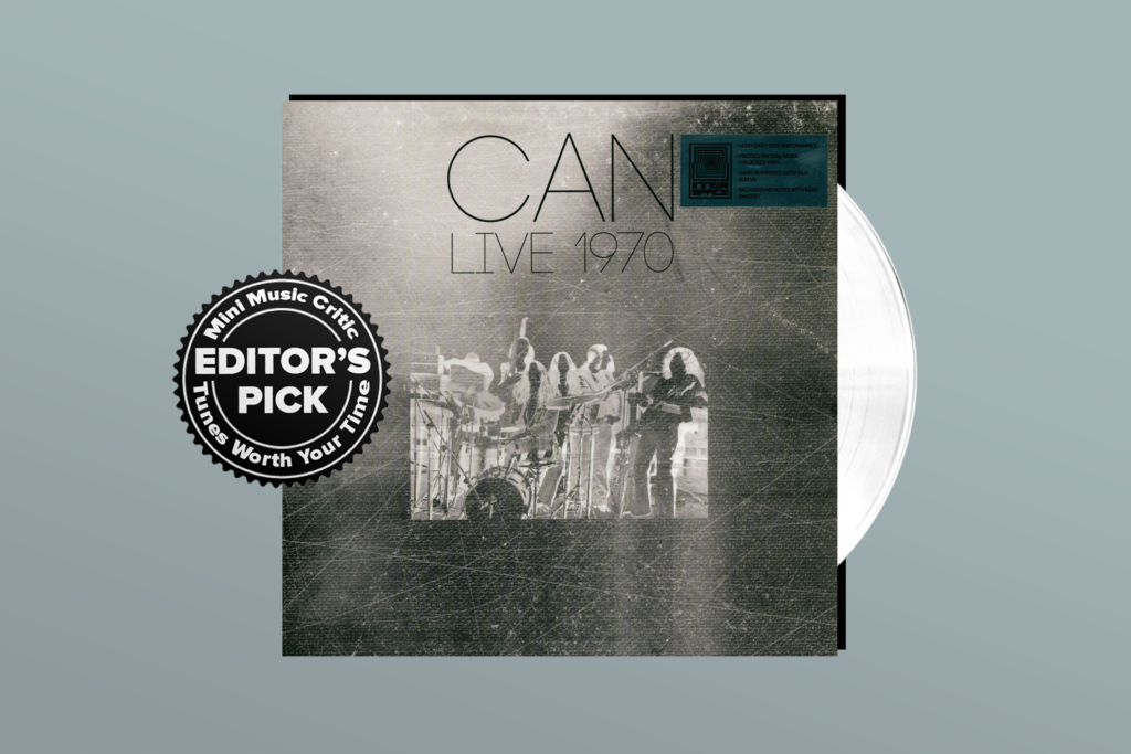 ALBUM REVIEW: Can Soundtracks the Apocalypse on 'Live 1970'